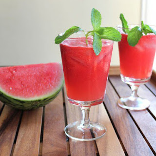 Watermelon Lime Chiller.