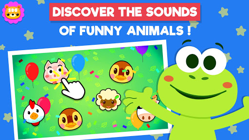 ABC Games : Cute Animals ABC Game for Children apkmr screenshots 1