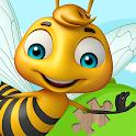 Kids Educational Puzzles Free (Preschool) icon
