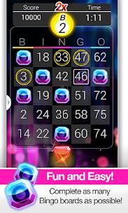 Bingo Gem Rush: HD Blitz Bash!