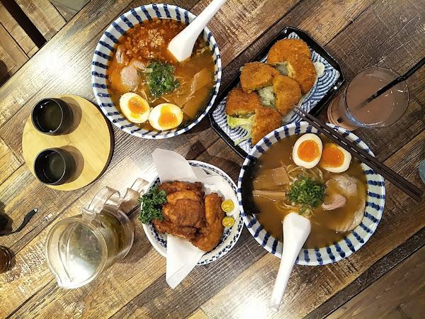 竹北好吃串燒拉麵:ラーメン涼太