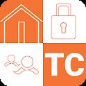 TC Security & Visitor Management App icon