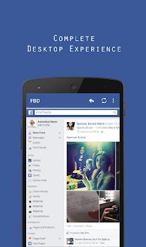 FBD 2 Desktop for Facebook