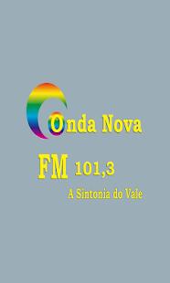 Download Rádio Onda Nova FM 101,3 For PC Windows and Mac apk screenshot 2