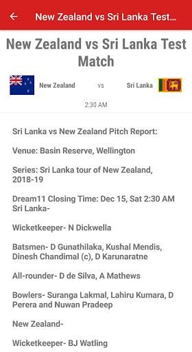 Dream11 Big Bash Cricket Predictions & Pro Kabaddi 1.3 screenshots 5