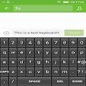 Test Keyboard icon