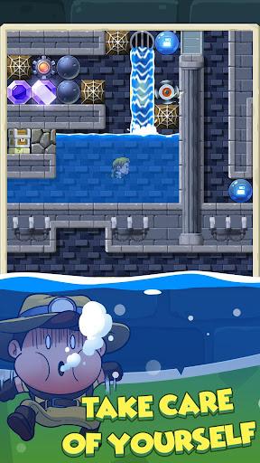 Télécharger Diamond Quest: Don't Rush! mod apk screenshots 2
