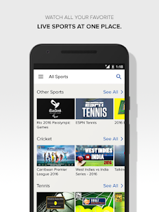 SonyLIV– LIVE Sports TV Movies- screenshot thumbnail