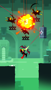 Supreme Stickman: Hit or Die MOD APK [Unlimited Money] 2