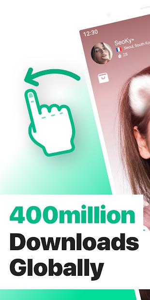 Azar Android App Screenshot