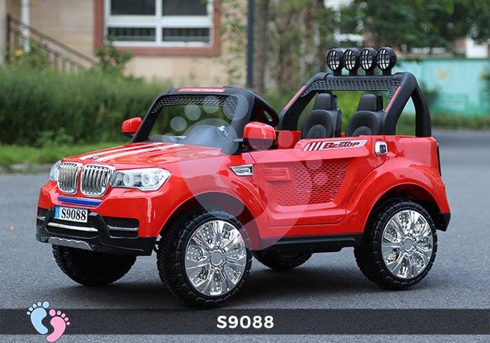 Ô tô điện trẻ em S9088 có 4 động cơ 3