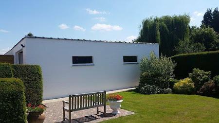Binnen- en buitenschilderwerken Binkom - Buitenschilderwerken Binkom, schilderen garagepoorten, schilderen garage