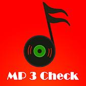 MP3 Checker