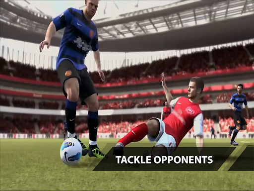 Real Football Champions League 2.5 screenshots 7
