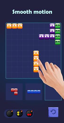 Angry Block Puzzle screenshot 4