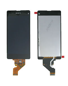 Sony Xperia Z1 Compact LCD Display Black