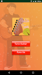 App Tune Acoustic Guitar with Real Guitar Tuner App APK for Windows Phone