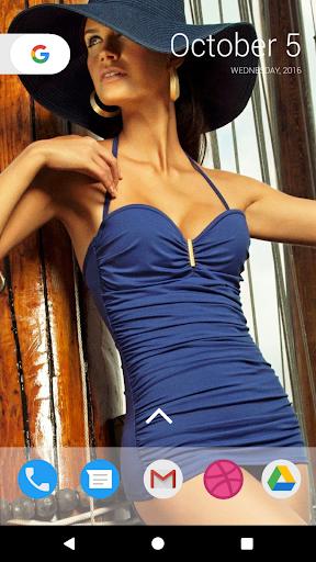 Hot Exotic Girls Wallpaper 1.3 screenshots 2