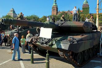 Photo: Niemiecki czołg Leopard 2