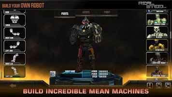 Screenshot of Real Steel