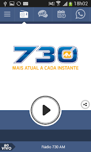 Rádio 730 AM- screenshot thumbnail