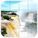 Tile Puzzles · Waterfalls icon