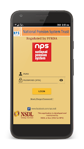 NPS by NSDL e-Gov App Download For Android and iPhone 1