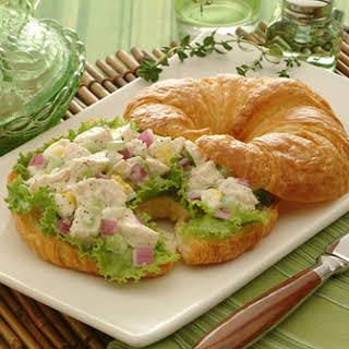 Cool 'n' Crunchy Chicken Salad.
