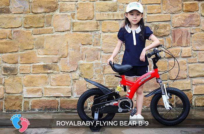 Xe đạp trẻ em Royal Baby Flying Bear b-9 11