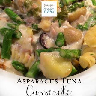 Asparagus Tuna Casserole