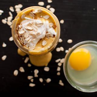 High Protein Pumpkin Pie Smoothie Recipe