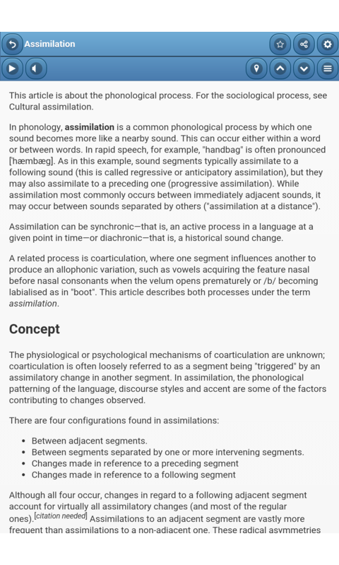 Phonology- screenshot