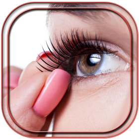Eyelashes Photo Editor app