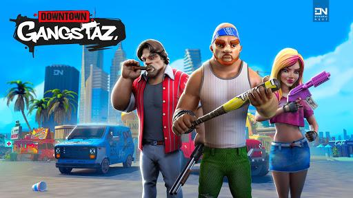 Downtown Gangstaz - Hood Wars 0.3.15 screenshots 10