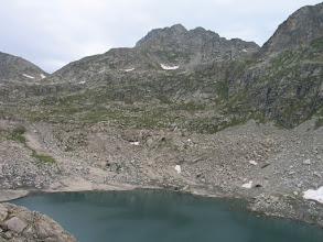 Photo: Vall Fosca:  estany de Saburó amb el Peguera