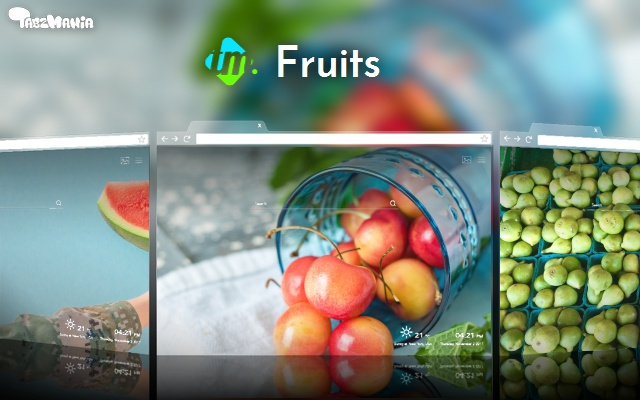 Fruit Wallpapers New Tab