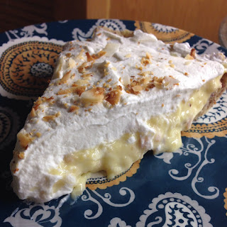 THM Coconut Cream Pie