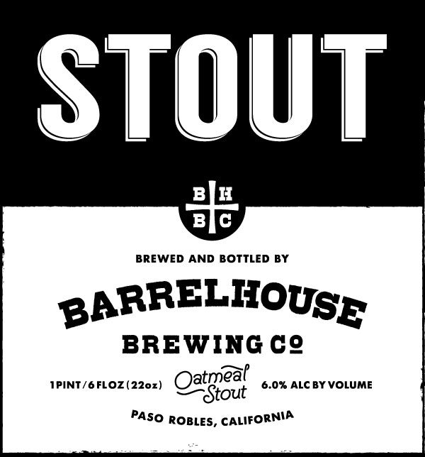 Logo of BarrelHouse Stout - Oatmeal Stout on NITRO