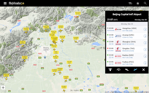 Flightradar24 - Flight Tracker v5.21