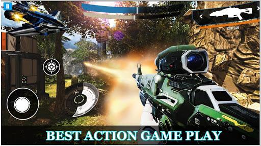 Robo Legacy: Strange Robot War Battleground apktram screenshots 10