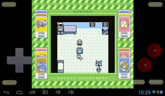 VGB - GameBoy (GBC) Emulator v4.3.14 APK