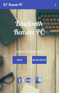 Bluetooth Remote PC- screenshot thumbnail