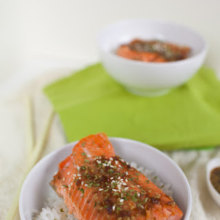 Teriyaki Glazed Salmon Recipes