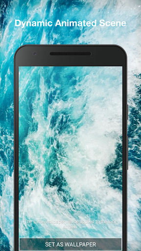 Ocean Waves Hd Live Wallpaper Apk Download Apkpureco