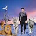 Wildlife Photo Frame icon