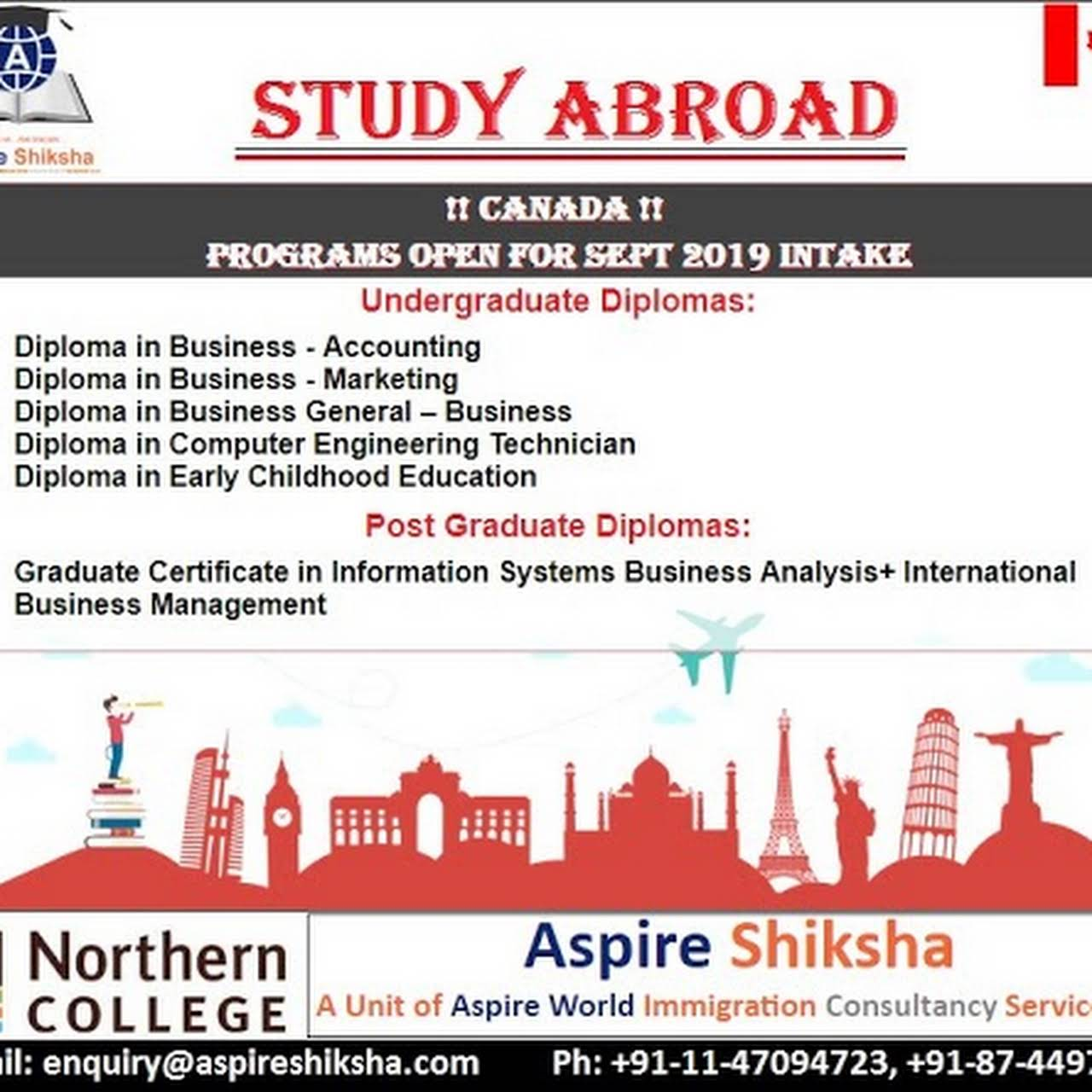Best Overseas Education Consultants   Aspire Shiksha