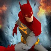 Bat Superhero 2018 - Superhero Flying Games