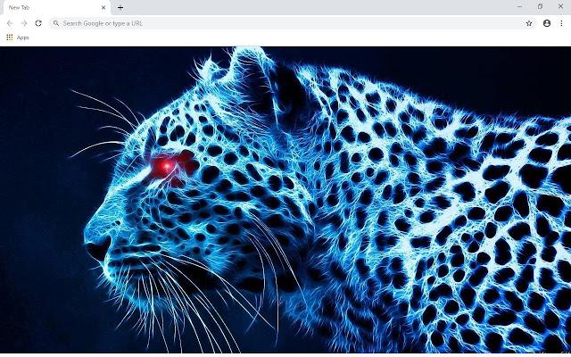 Cheetah Wallpapers and New Tab