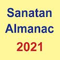 English Calendar 2021 (Sanatan Almanac) icon