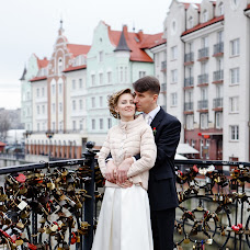 Wedding photographer Aleksandra Ciunchik (AlexandraTsi). Photo of 30.01.2016